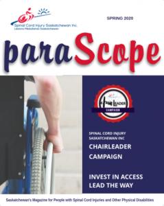 Cover Spring 2020 Parascope