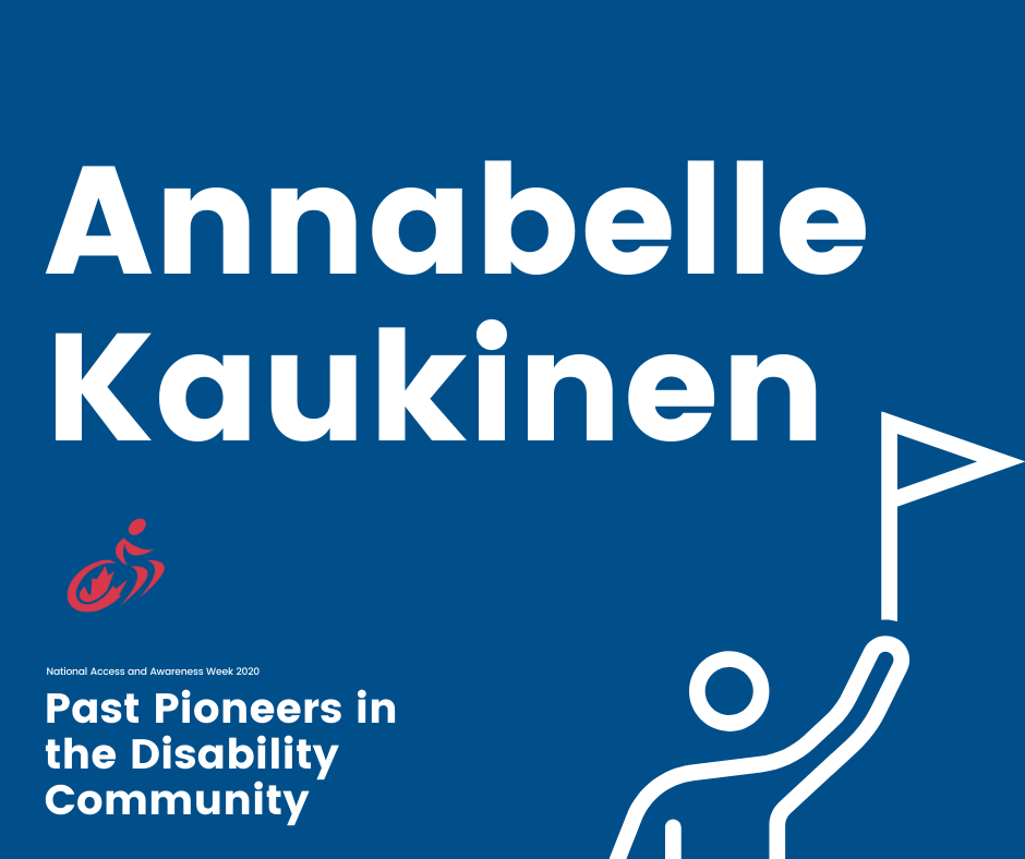 Annabelle Kaukinen