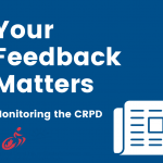 Monitoring the CRPD
