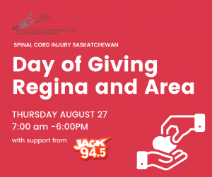 Day of Giving Regina and Area