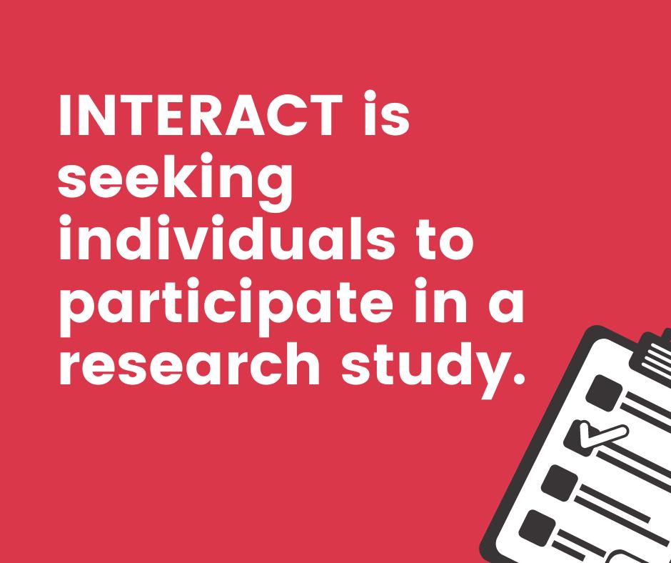 Interact survey