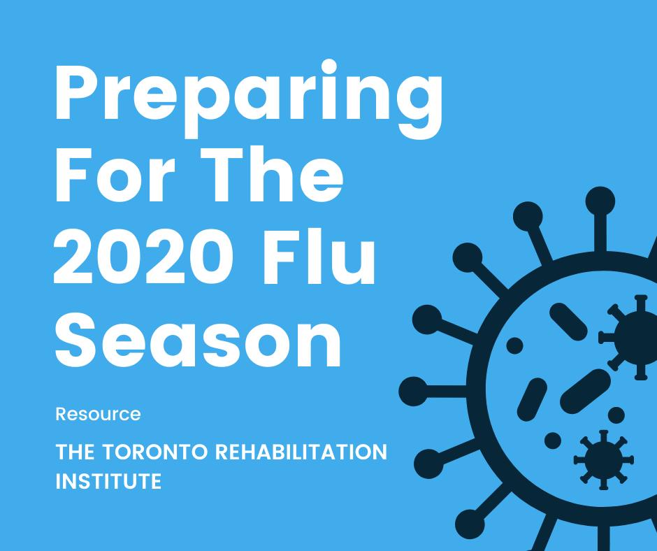 Preparing for the 2020 Flu Season
